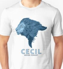Cecil never forget T-Shirt