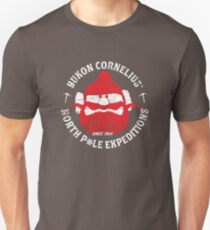 Camiseta unisex Expediciones al Polo Norte de Yukon Cornelius