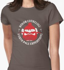 Yukon Cornelius North Pole Expeditions Women's Fitted T-Shirt