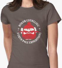Camiseta entallada para mujer Expediciones al Polo Norte de Yukon Cornelius