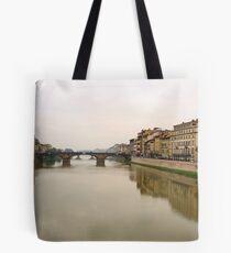 Arno River Tote Bag