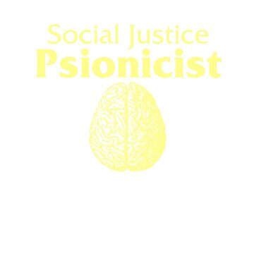 Social Justice Psionicist by VonAether