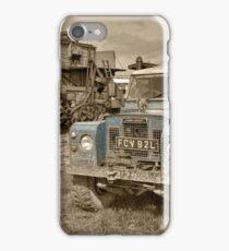 Rustic Landy  iPhone Case/Skin
