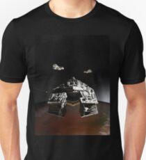 Orbital Insertion Unisex T-Shirt