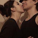 A kiss on the cheek by Oceanna Solloway