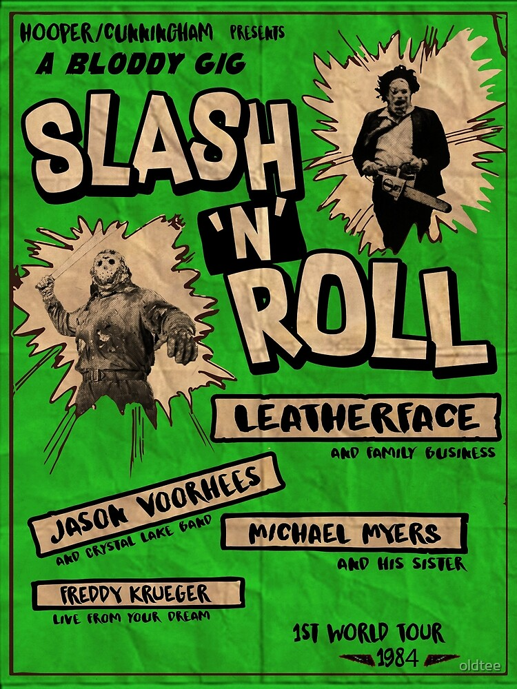 Slash And Roll 2 by oldtee