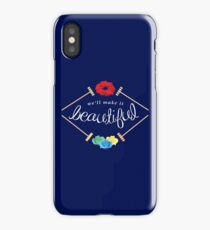 Make It Beautiful — Heathers: the Musical iPhone Case