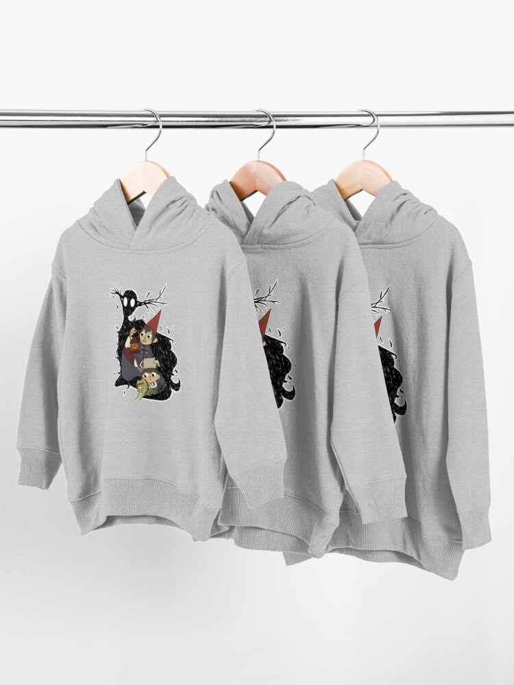 Alternate view of Nightmare Toddler Pullover Hoodie