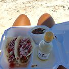 On The Beach & Shrimp & Lobster Tacos :) by Donna19