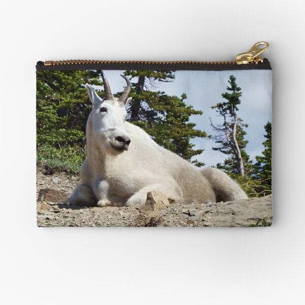 King of the Mountain Zipper Pouch