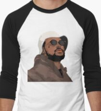 School Boy Q | 2015 | ART Men's Baseball ¾ T-Shirt