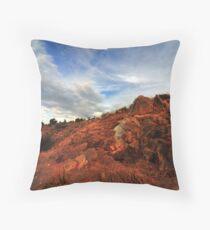 Kalamunda Hillside Throw Pillow