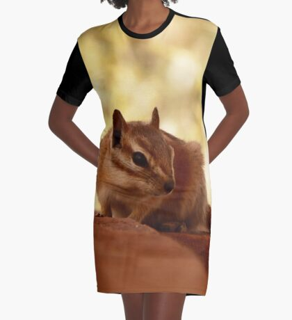 Its cool in the shade Graphic T-Shirt Dress