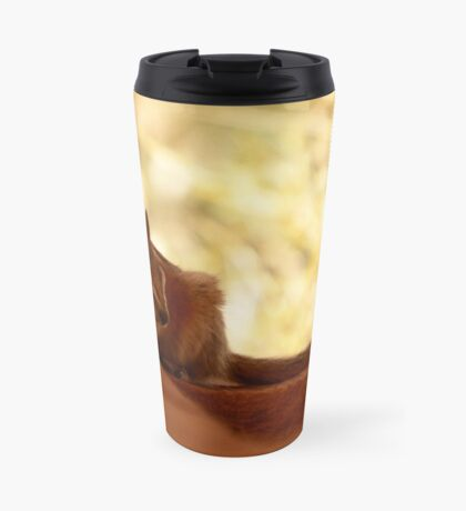 Its cool in the shade Travel Mug