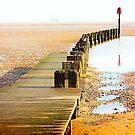 Seaside in winter by gracetalking