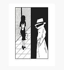 Noir. Photographic Print