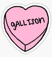 Gallison Sticker