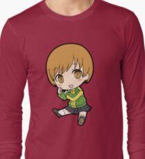 Chie Satonaka Chibi Long Sleeve T-Shirt