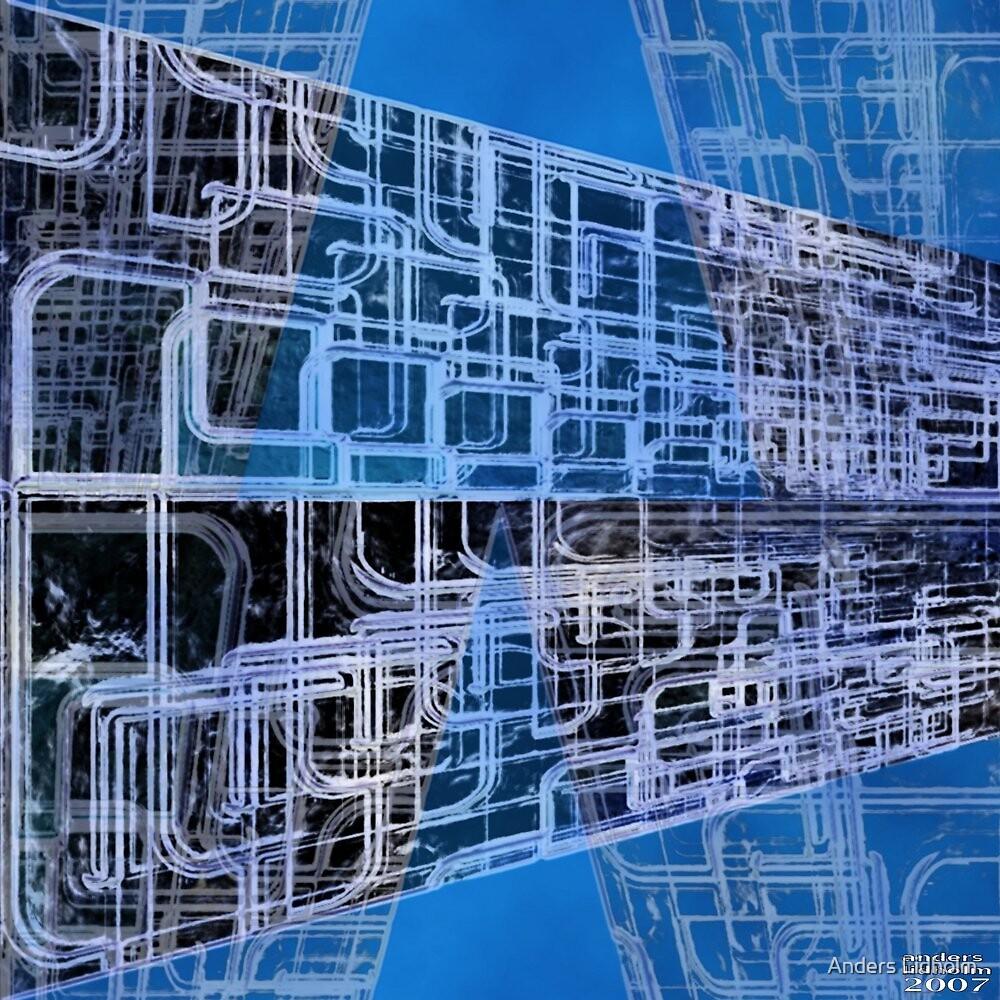 In space 219 by Anders Lidholm