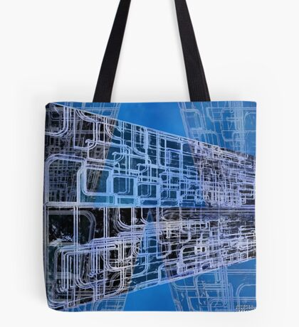 In space 219 Tote Bag