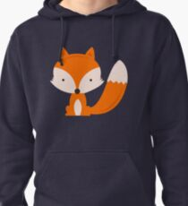 The Fox Pullover Hoodie
