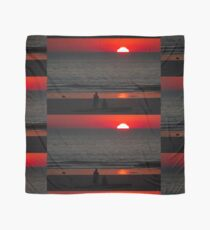 Firey Sunset Scarf