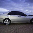 Lexus IS by GoldZilla