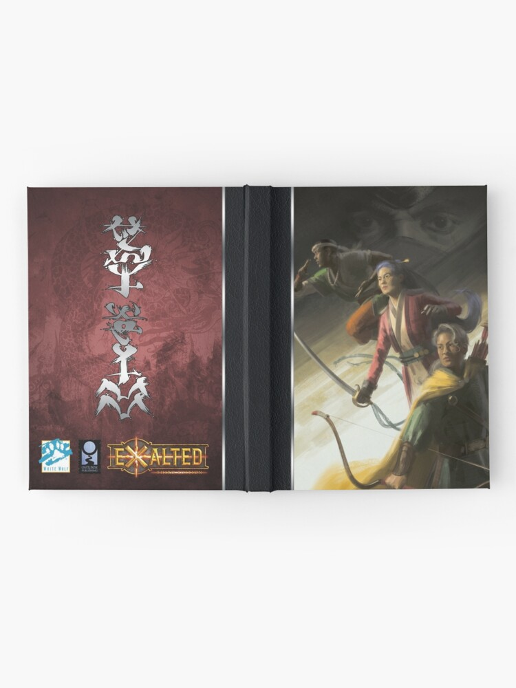 Alternate view of Exalted Realm Art: Realm Defense Hardcover Journal