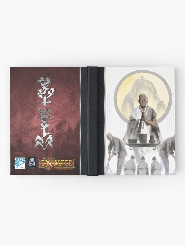 Alternate view of Exalted Realm Art: Wisdom Hardcover Journal