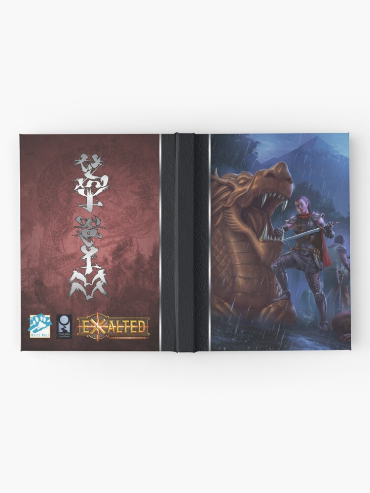 Alternate view of Exalted Realm Art: Dragon Hardcover Journal