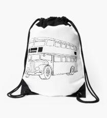 Red London Bus Thé Serviette traditionnelle Routemaster UNION JACK Drapeau Souvenir Cadeau