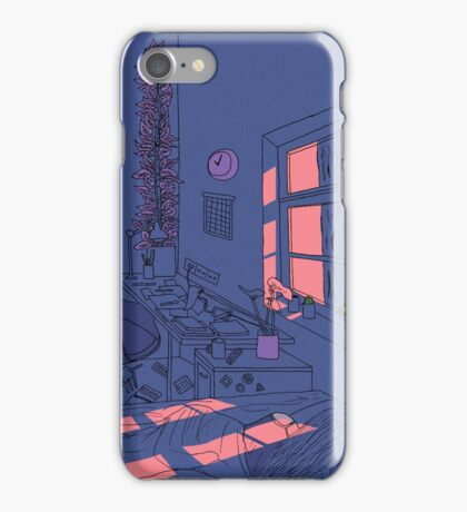 Arte N° 4 iPhone Case/Skin