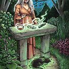 Everyday Witch Oracle - Earth Magic by Elisabeth Alba