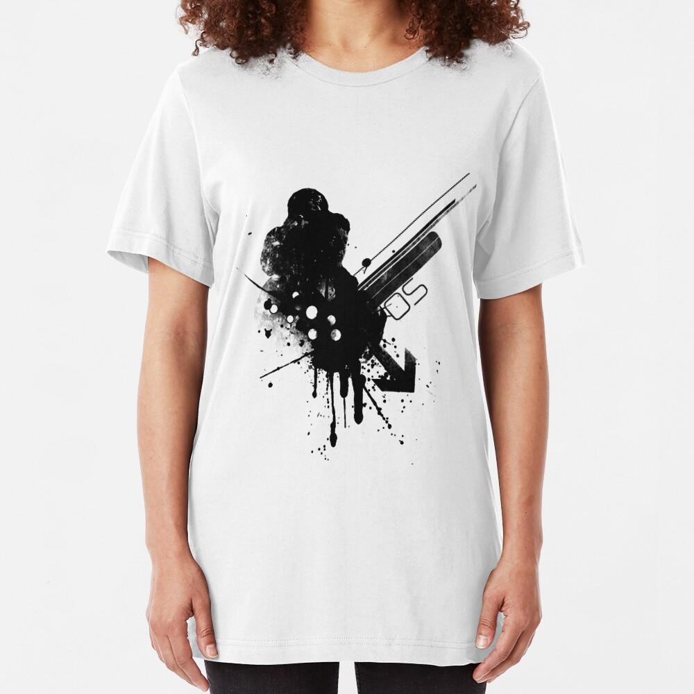 Moombasa 05. Slim Fit T-Shirt