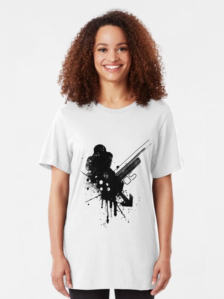 Alternate view of Moombasa 05. Slim Fit T-Shirt
