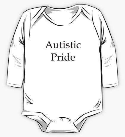 Autistic Pride (on light) Kids Clothes