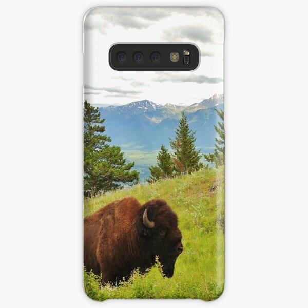 Spring Bison Samsung Galaxy Snap Case