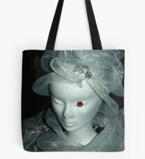 Tulle hats and collars 1 Tote Bag