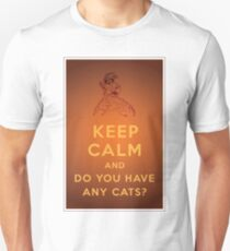 """Alf - """"Do you have any cats?"""" Unisex T-Shirt"""