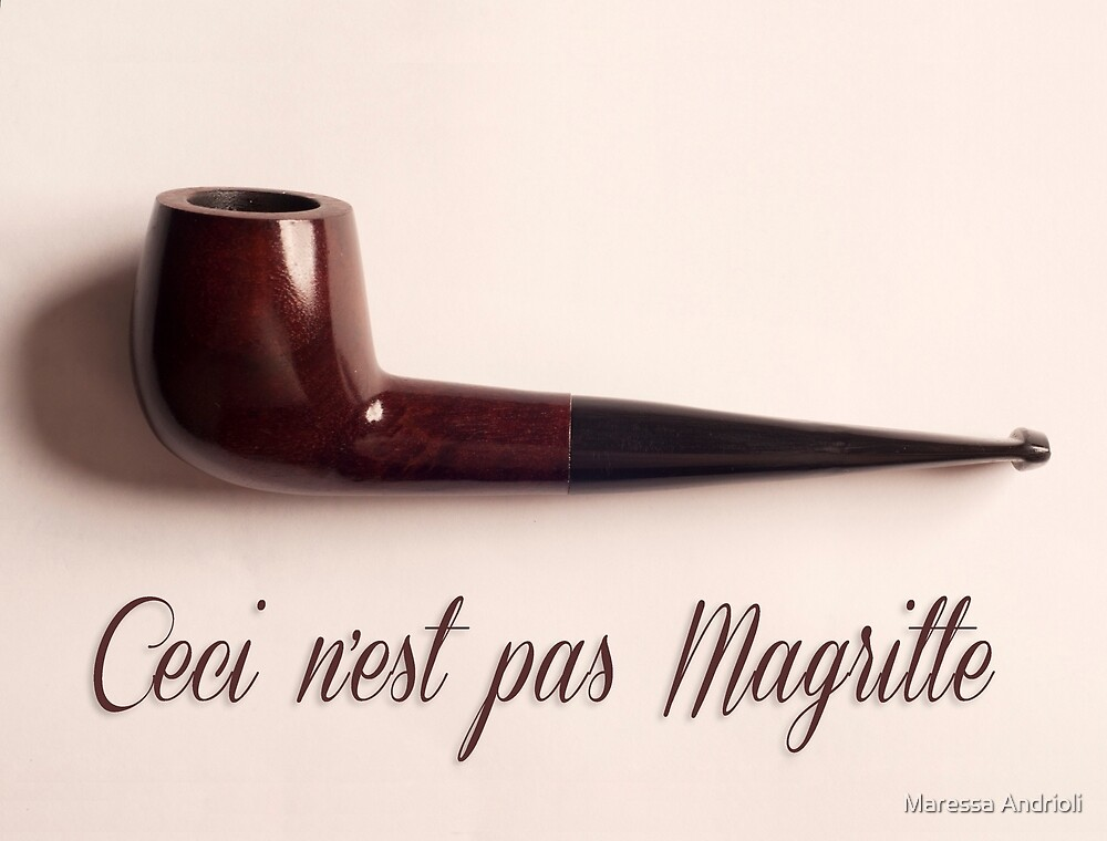 Ceci n'est pas Magritte - pipe by maressan