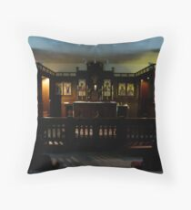 Holy Incarnation Throw Pillow