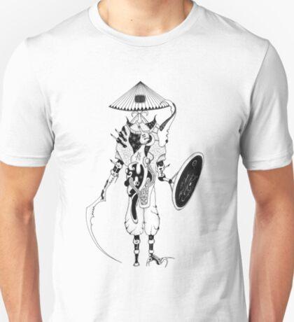 Samurai Teeshirt T-Shirt