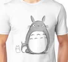 Totoro and Sprite Unisex T-Shirt