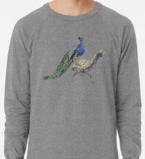 Peacock Lightweight Sweatshirt