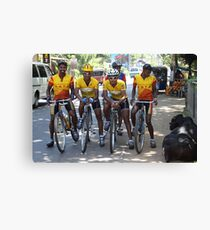 Tour de Lanka Canvas Print