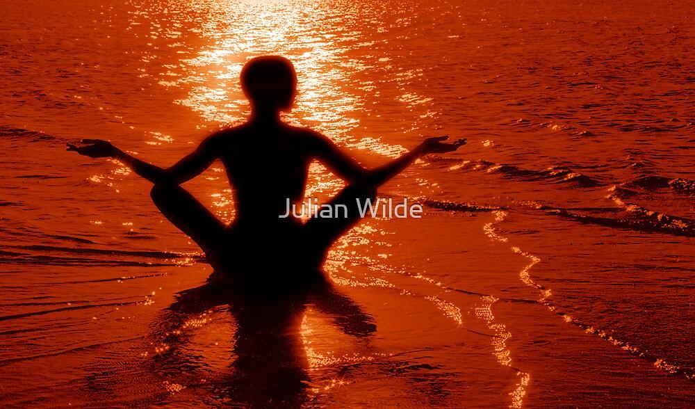 Tranquility by Julian Wilde