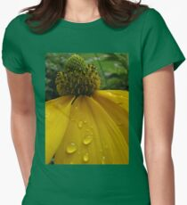 Raindrops on sunflower T-Shirt
