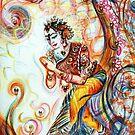 Bharat Natyam - hingebungsvoller Tanz von Harsh  Malik