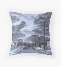 Byrne Street Throw Pillow