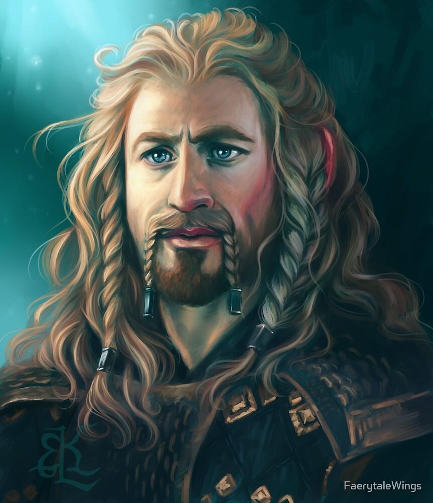 The Heir of Erebor by FaerytaleWings